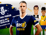 Netherlands Top Scorer and FIFA World Cup Player Robin van Persie Partners with BK8.com as Brand Ambassador 2019-2020