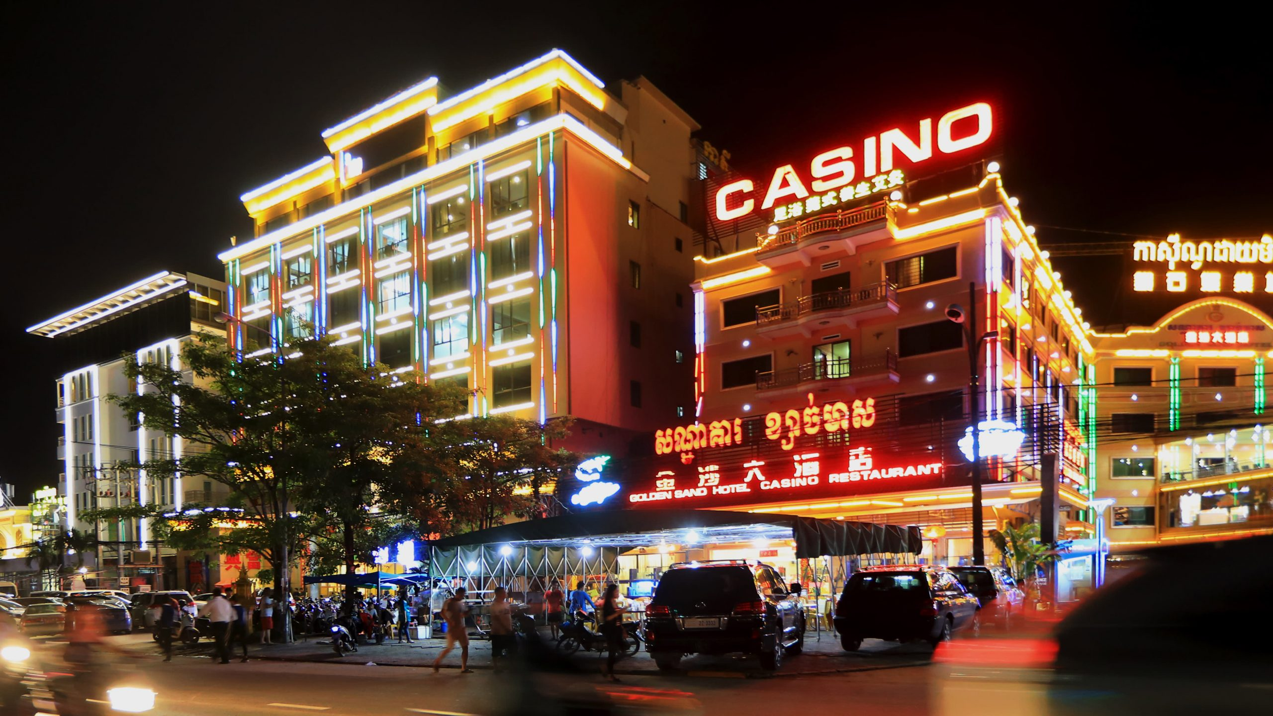 China Continues Cambodia Casino Crackdown