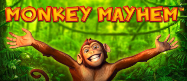 Mega888 presents  – Monkey Mayhem at the online casino