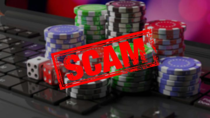 5 TIPS TO AVOID ONLINE CASINO SCAMS