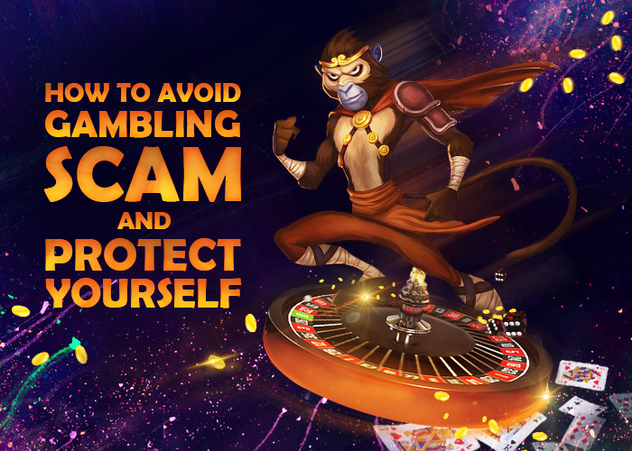 4 BEST TIPS TO PROTECT YOURSELF FROM ONLINE CASINO SCAMS